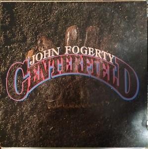 John Fogerty - Centerfield (Warner Bros. Records, Warner Bros. Records - 92 52031, 1-25203) Media G  Sleeve VG