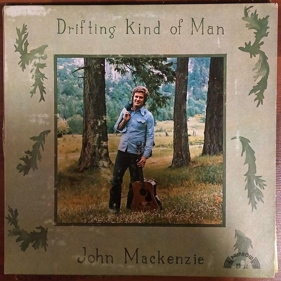$2    John Mackenzie - Drifting Kind Of Man