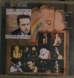 David Houston - Greatest Hits