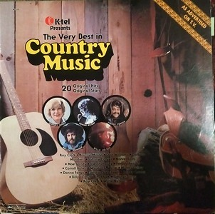 Various - The Very Best in Country Music 20 Original Hits