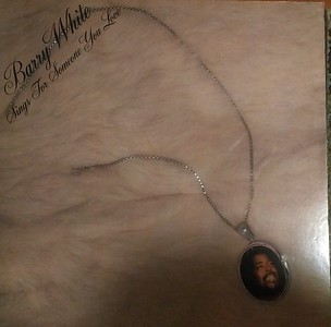 Barry White - Barry White Sings For Someone You Love (20th Century Records - T-543) Media Fair   Sleeve VG