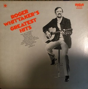 Roger Whittaker - Greatest Hits (RCA Victor - KPL1-0118)