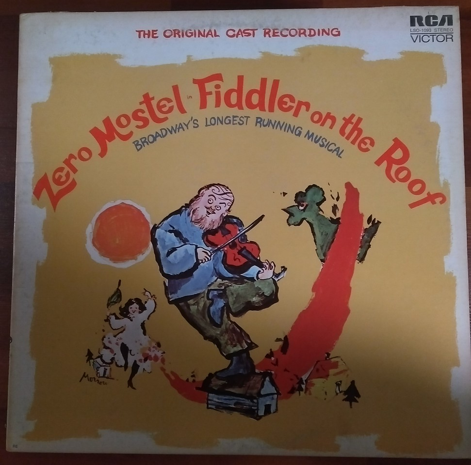 $2  Fiddler On The Roof