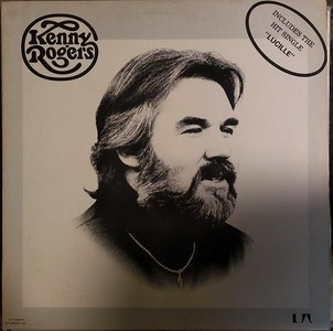 Kenny Rogers - Kenny Rogers (United Artists Records - UA-LA689-G) Media F Sleeve VG