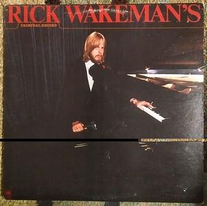 Rick Wakeman - Rick Wakeman's Criminal Record (A&M Records - SP-4660)