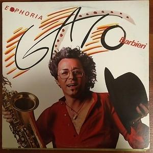 $3  Gato Barbieri - Euphoria (A&M Records - SP-4774)