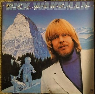 Rick Wakeman - Rhapsodies $10  (A&M Records - SP-6501)