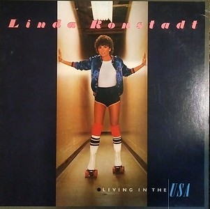 $3  Linda Ronstadt - Living In The USA