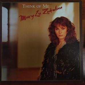 Mary Lu Zahalan - Think Of Me