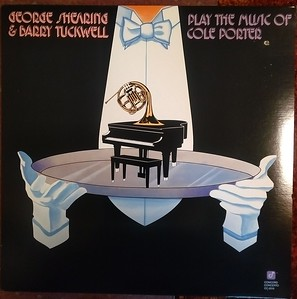$3  George Shearing & Barry Tuckwell - Plays the Music of Cole porter