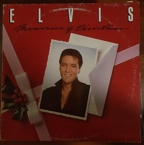 $2   Elvis Presley - Memories Of Christmas