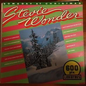 $2   Stevie Wonder - Someday At Christmas