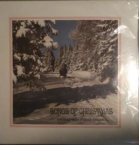 $2 Unopened   Hastings High School Choirs - Songs of Christmas