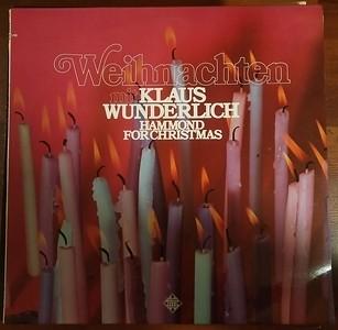 $2 Klaus Wunderlich - Weihnachten Mit Klaus Wunderlich