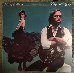 Al Di Meola - Elegant Gypsy  (Columbia, Columbia - PC 34461, 34461)