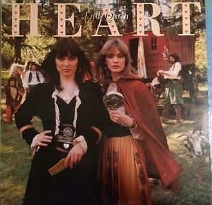 Heart - Little Queen   $15