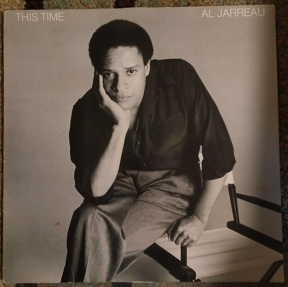 Al Jarreau - This Time  (Warner Bros. Records - XBS 3434)
