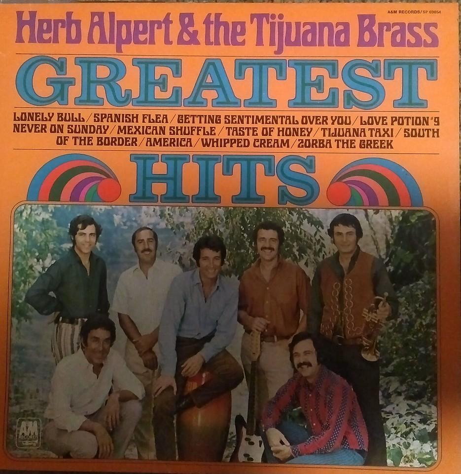 Herb Alpert & The Tijuana Brass - Greatest Hits