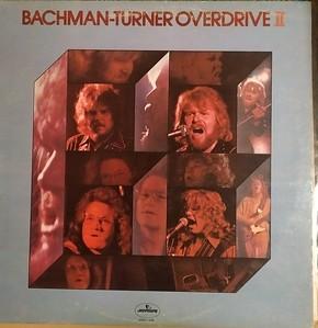Bachman-Turner Overdrive - Bachman-Turner Overdrive II  $10