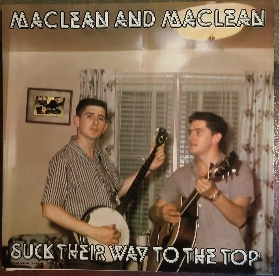 MacLean & MacLean - Suck Their Way To The Top