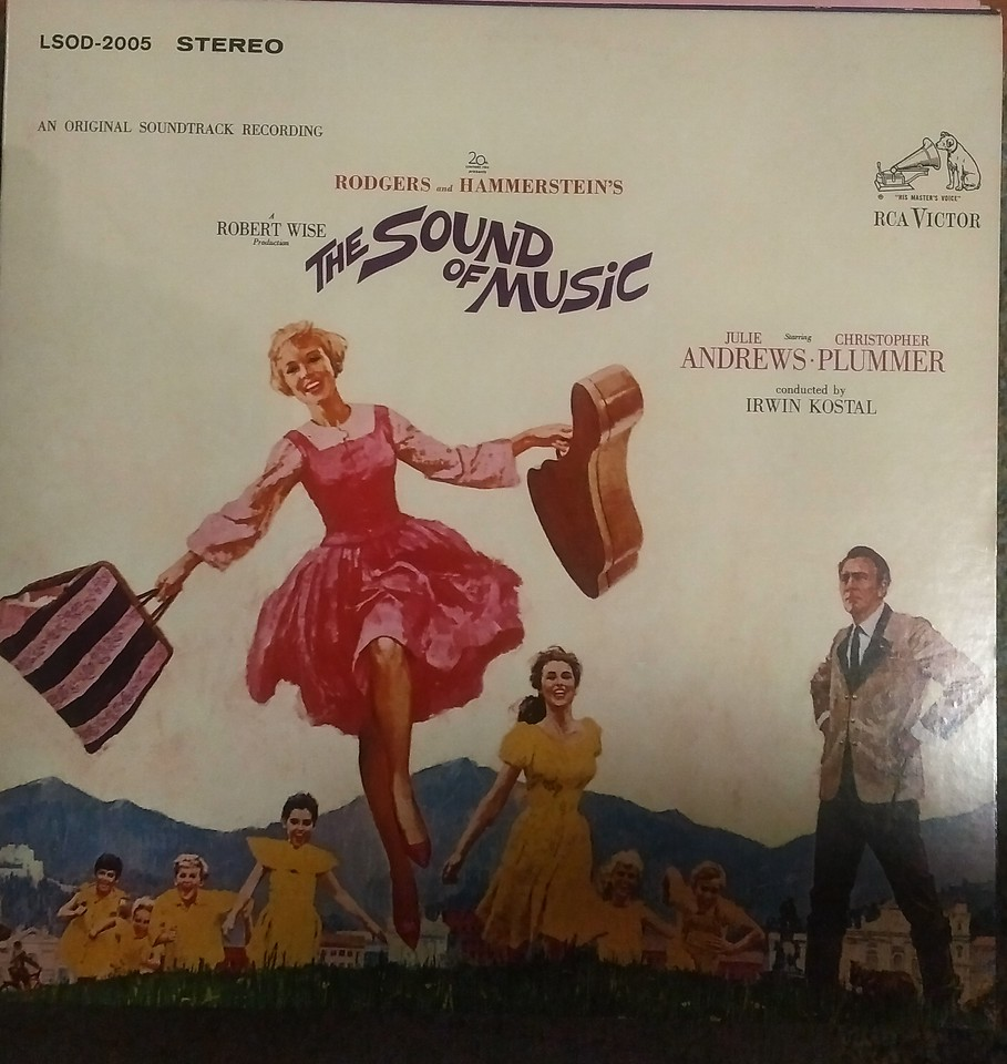 $20  The Sound Of Music - Rodgers And Hammerstein* / Julie Andrews, Christopher Plummer, Irwin Kostal