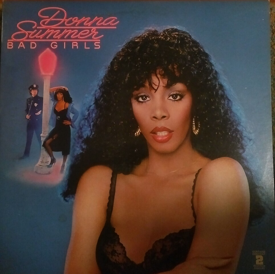 Donna Summer - Bad Girls (Duplicate lesser quality)