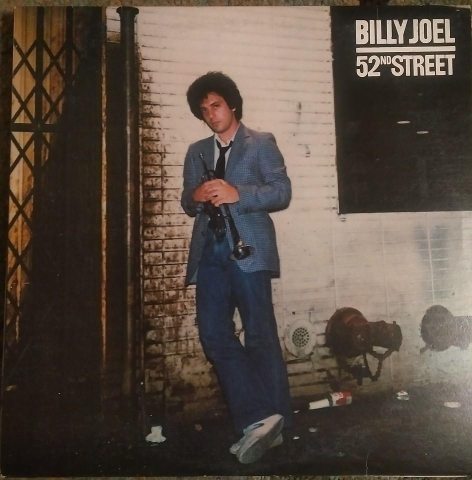 $10    Billy Joel - 52nd Street