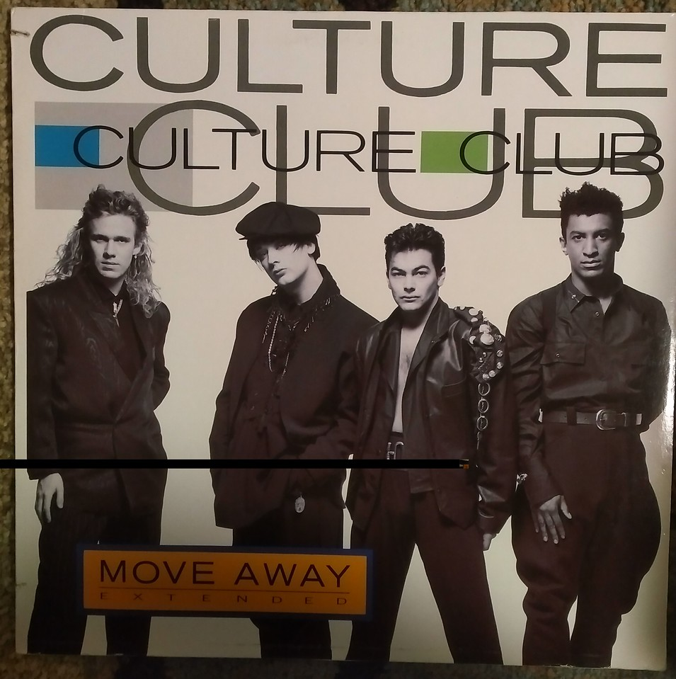Culture Club - Move Away (Extended)