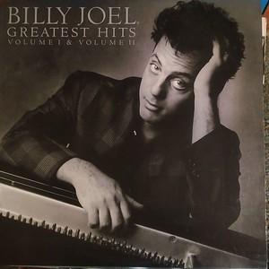 $25  Billy Joel - Greatest Hits Volume I & II       Double Album