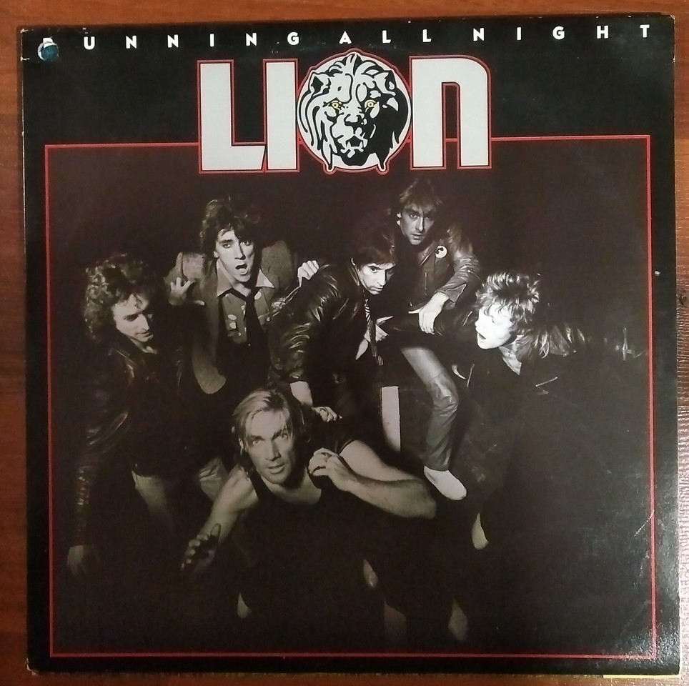 Lion  – Running All Night