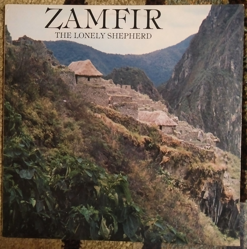 Zamfir - The Lonely Shepherd (Two copies available)