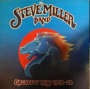 $10  Steve Miller Band - Greatest Hits 1974-78