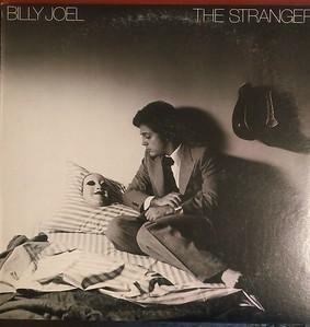 Billy Joel - The Stranger     Scuffed