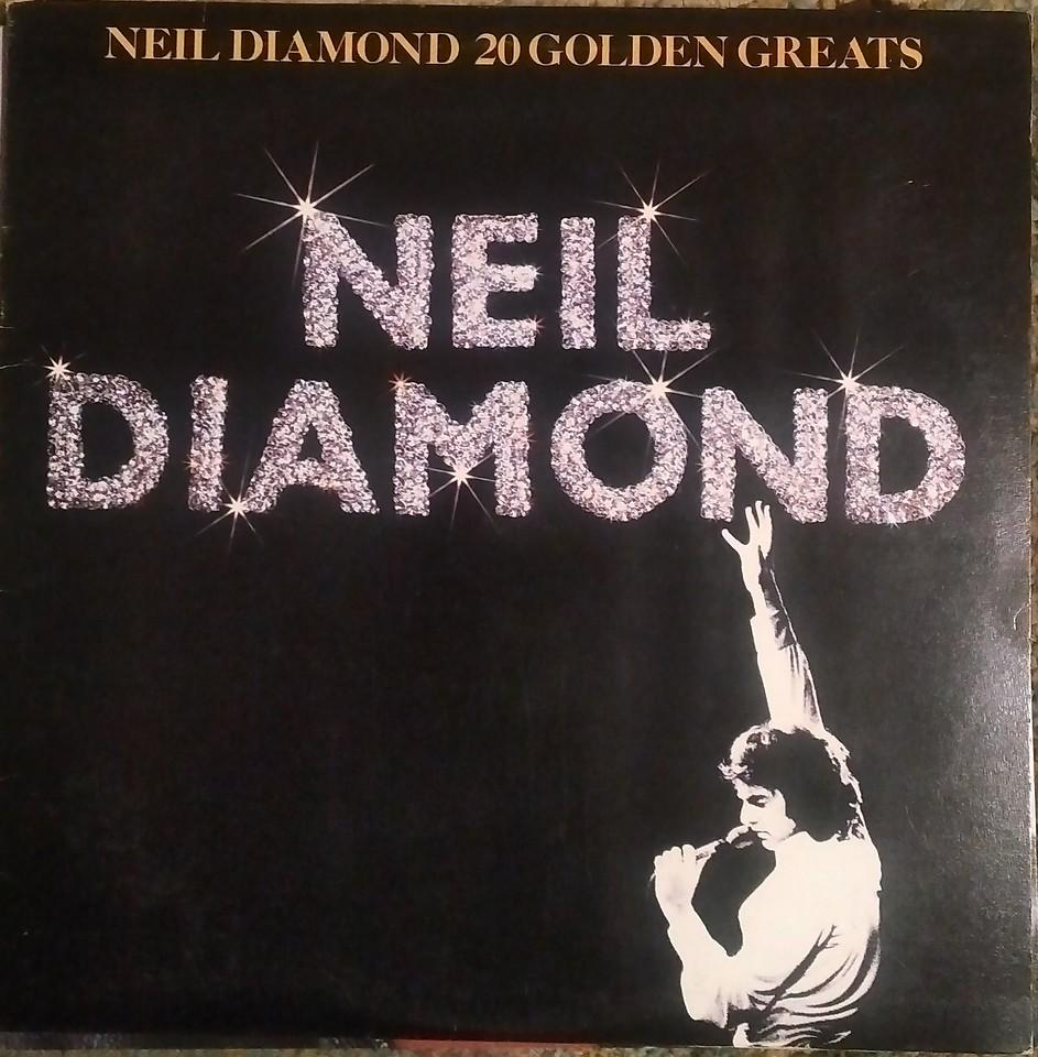 Neil Diamond - 20 Golden Greats