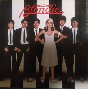 $10   Blondie - Parallel Lines (Rare)