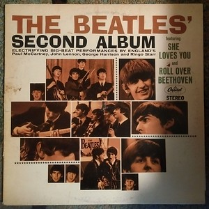 The Beatles - The Beatles' Second Album (Capitol Records, Capitol Records - ST 2080, ST-2080)