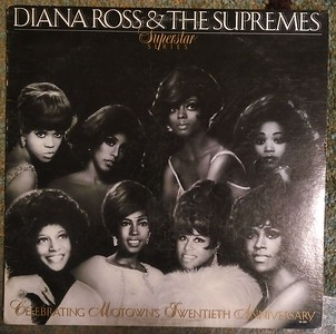 Diana Ross & The Supremes* - Diana Ross & The Supremes  (Two copies available)