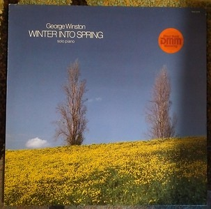George Winston - Winter Into Spring $20  OBO (Windham Hill Records, TELDEC, TELDEC - TA-C-1019, 6.25992 AP, 6.25 992)