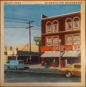 $2    Billy Joel - Streetlife Serenade