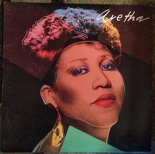 Aretha Franklin - Aretha (Arista - AL-8442)
