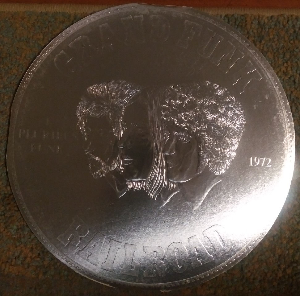 $10  Grand Funk Railroad - E Pluribus Funk