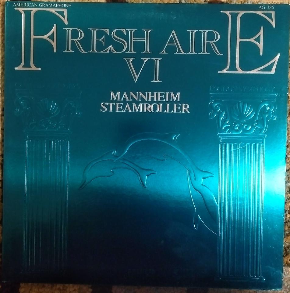 Mannheim Steamroller - Fresh Aire VI  (American Gramaphone Records, American Gramaphone Records - AG-386, AG386)