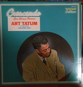 Art Tatum - Art Tatum At The Crescendo Vol. I (GNP Crescendo - GNP 9025)