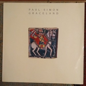 Paul Simon - Graceland (Warner Bros. Records - WX 52)