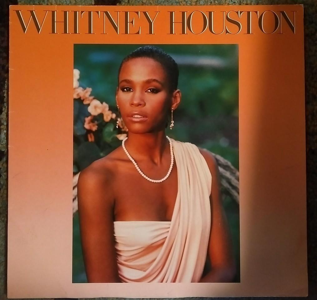 Whitney Houston - Whitney Houston (Arista - 206 978)