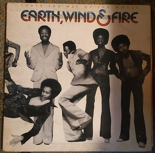 Earth, Wind & Fire - That's The Way Of The World  (Columbia - PC 33280)
