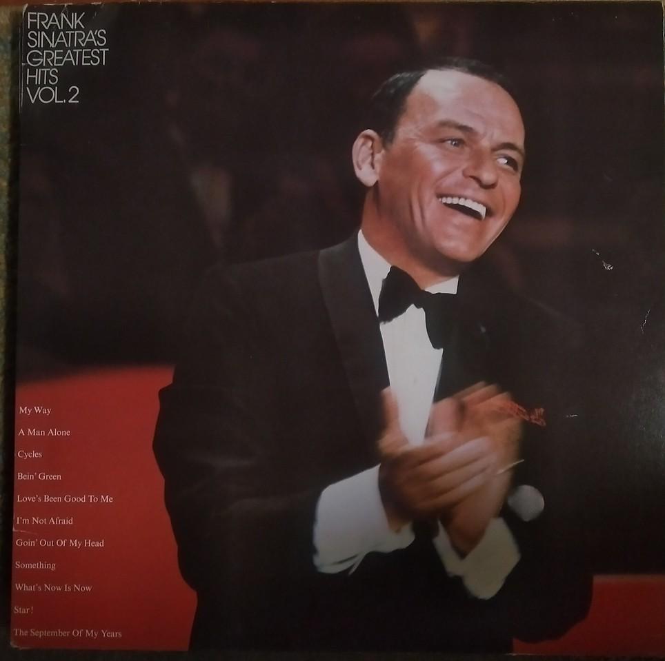 Frank Sinatra - Frank Sinatra's Greatest Hits Vol. 2
