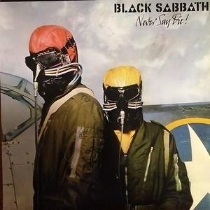 Black Sabbath - Never Say Die! (Rhino Records (2) - R1-3186)