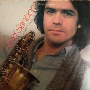 David Sanborn - Heart To Heart (Warner Bros. Records - BSK 3189)