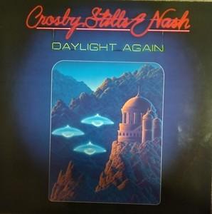 Crosby, Stills & Nash - Daylight Again (Atlantic - XSD 19360)